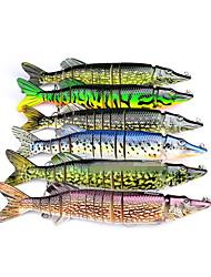 cheap -1 pcs Hard Bait Fishing Lures Hard Bait Sinking Bass Trout Pike Bait Casting Hard Plastic