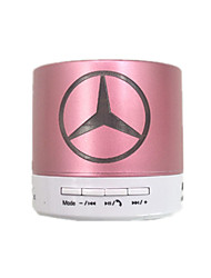 cheap -Creative Icon Colorful Lights Bluetooth Speaker (Note Icon Bluetooth Speaker / Pink Mixed Map)