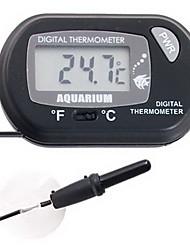 Недорогие -цифровой ЖК-рыба аквариум бак пруд морской воды термометр