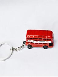 Недорогие -британскому - двухэтажный автобус автомобиль брелок для ключей