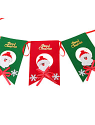 cheap -Christmas Decorations Holiday Supplies 1 PCS New Year / Christmas / Halloween Textile
