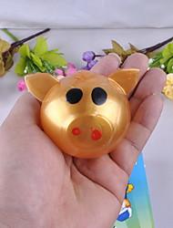 cheap -Stress Relievers Practical Joke Gadget Pig Rubber