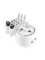 Недорогие -3in1 алмаз микродермабразия дермабразия пилинг уход за кожей омоложение машина