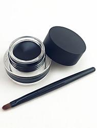 abordables -Eyeliner Accessoires de Maquillage Crème Maquillage 1 pcs Œil Quotidien Maquillage Quotidien Etanche Naturel Cosmétique Accessoires de Toilettage