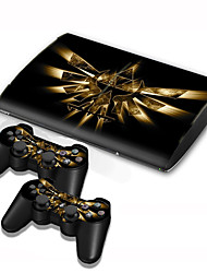 cheap -B-SKIN B-SKIN USB Sticker For Sony PS3 ,  Novelty Sticker Vinyl 1 pcs unit