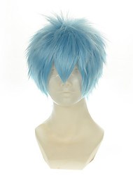 cheap -kuroko basketball kuroko tetsuya water blue halloween wigs synthetic wigs costume wigs Halloween