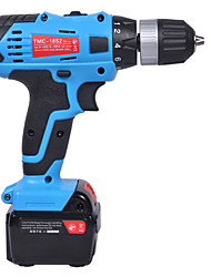 cheap -The New 18V Dual-Speed Ultra-High-Power Rechargeable Hand Drill (1 Electric Charge  Plastic Box)