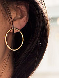 cheap -Women's Stud Earrings Ladies Fashion Earrings Jewelry Gold / Silver For Wedding Party Daily Casual