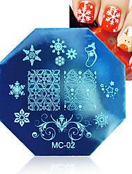 cheap -1-pcs-christmas-theme-nail-art-stamp-template-image-plate-born-pretty-nail-stamping-plates