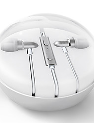 cheap -MEIZU Meizu EP-31 Wired In-ear Earphone Wired with Microphone with Volume Control Mobile Phone