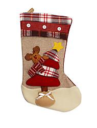 cheap -Christmas Decorations Christmas Toys 3 Christmas Textile