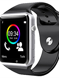 cheap -W8 Smart Watch Bluetooth Fitness Tracker Support Notify/ Heart Rate Monitor/ SIM-card Sports Smartwatch Compatible Apple/ Samsung/ Android Phones