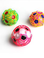 Недорогие -Футбол LED освещение Мячи Настольный футбол Игрушки с подсветкой Осветительные приборы Танцы Электрический Большой размер Детские Взрослые для подарков на день рождения и вечеринок