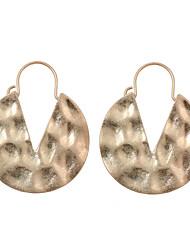 cheap -Women's Stud Earrings Hoop Earrings Ladies Earrings Jewelry Gold / Silver For Wedding Party Daily Casual Sports