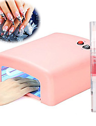 cheap -UV Lamps and Bulbs 36 W  110-220 V Nail Art Design Casual / Daily /Easy to Carry / Convenient
