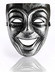cheap -Halloween Ball Masks Party Mask Ancient Greek Dionysus Mask Mask Crying Face Mask Smiley Mask