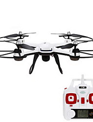 cheap -RC Drone DM009 4CH 6 Axis 2.4G With HD Camera 5.0MP 5MP RC Quadcopter One Key To Auto-Return 360°Rolling Control The Camera RC Quadcopter