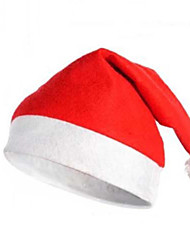 cheap -Hat Santa Clothes Adults Men's Christmas Halloween Festival / Holiday Polyester Carnival Costumes