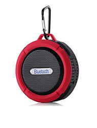 cheap -Outdoor Shower waterproof water resistant Mini Portable Bult-in mic Bluetooth 2.1 Wireless bluetooth speaker Black Orange Red Green Blue