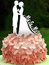 cheap -Cake Accessories Acrylic Wedding Decorations Birthday / Wedding Party Spring / Summer / Fall