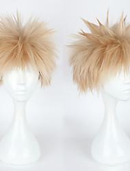 cheap -MHA Cosplay My Hero Academy Battle for All / Boku no Hero Academia Cosplay Cosplay Wigs Men's Women's 14 inch Heat Resistant Fiber Anime Wig