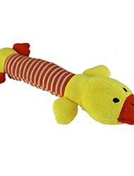 cheap -Pet Toys Plush Toy Squeaking Toy Squeak / Squeaking Cotton