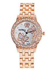 cheap -Women's Luxury Watches Wrist Watch Diamond Watch Silver / Gold / Rose Gold Cool Punk Large Dial Analog Ladies Charm Sparkle Vintage Casual - Gold Silver Rose Gold