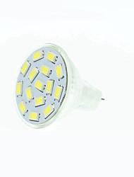 cheap -SENCART 1pc 5 W LED Spotlight 3000-3500/6000-6500 lm MR11 15 LED Beads SMD 5630 Dimmable Warm White Natural White Red 12 V 24 V 9-30 V / 1 pc / RoHS