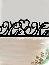 cheap -Wedding Birthday Wedding Party Acrylic Wedding Decorations Spring Summer Fall Winter