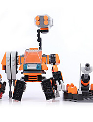 cheap -GUDI Action Figure Building Blocks Military Blocks Warrior Machine Robot compatible Legoing Boys' Girls' Toy Gift / Educational Toy