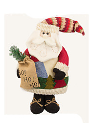 cheap -Santa Suits Snowman Christmas Decorations Cartoon Fashion High Quality Lovely Textile Girls' Boys' Gift