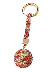 cheap -Keychain Key Chain Diamond Glow Adults' Boys' Girls' Toy Gift