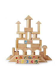 cheap -Building Blocks Educational Toy For Gift  Building Blocks Wood Toys
