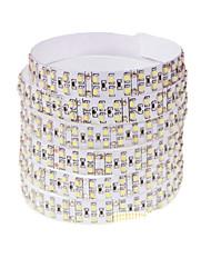 cheap -SENCART 3m Flexible LED Light Strips 360 LEDs 3528 SMD Warm White / White Cuttable / Linkable / Suitable for Vehicles 12 V 1pc / Self-adhesive