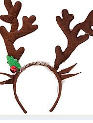 cheap -Deer Headgear Hair Band Lovely Cartoon High Quality Fashion Textile Boys' Girls' Toy Gift