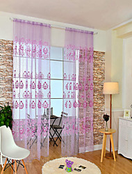 """cheap -Sheer Curtains Shades One Panel 39WX 79""""L Robin's Egg Blue / Living Room"""