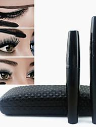 abordables -Mascara Maquillage 2 pcs Cil Quotidien Maquillage Quotidien Dense Extra Longue Epais Cosmétique Accessoires de Toilettage