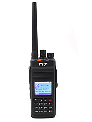 cheap -TYT MD-398 UHF Handheld / Anolog / Digital Emergency Alarm / Low Battery Warning / PC Software Programmable 5KM-10KM 5KM-10KM 1000 2800mAh 10W Walkie Talkie Two Way Radio