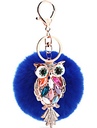 cheap -Keychain Key Chain Bird Metalic Adults' Boys' Girls' Toy Gift