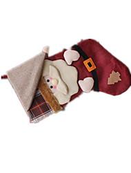 cheap -Socks Santa Suits Textile Cotton Adults' Boys' Girls' Toy Gift