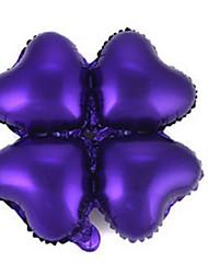 Недорогие -Мячи Воздушные шары Сердце Для вечеринок Надувной Оригинальные Алюминий Мальчики Девочки Игрушки Подарок 1 pcs