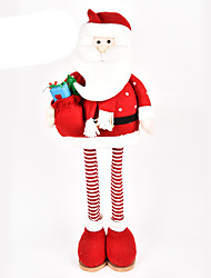 cheap -Santa Suits Elk Deer Christmas Decorations Christmas Gift Lovely Furnishing Articles Cartoon High Quality Fashion Textile Boys' Girls' Toy Gift