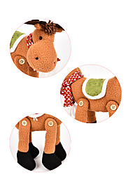 cheap -Elk Christmas Decorations Cartoon Fashion High Quality Lovely Plush Girls' Boys' Gift