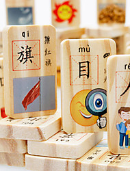 cheap -Building Blocks For Gift  Building Blocks Wood Toys