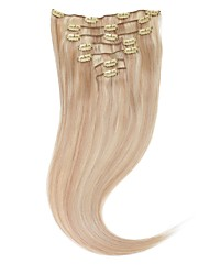 cheap -neitsi-20-100g-7pcs-clip-in-on-human-hair-extensions-100-straight-remy-hair-full-head-ombre-p18-613