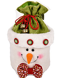 cheap -Santa Suits Elk Snowman Christmas Decorations Lovely Cartoon High Quality Fashion Plush Boys' Girls' Toy Gift