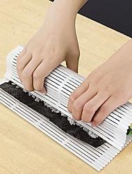 voordelige -Muovi Sushi-accessoire Creative Kitchen Gadget Keukengerei Hulpmiddelen Voor kookgerei 1pc