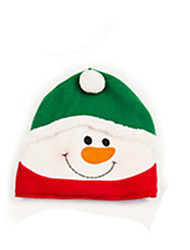 cheap -Christmas Party Supplies Snowman Party Lovely Textile Imaginative Play, Stocking, Great Birthday Gifts Party Favor Supplies Boys' Girls' Adults'