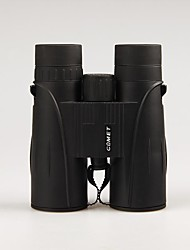 cheap -8 X 42 mm Binoculars Porro High Definition Porro Prism Wide Angle Multi-coated BAK4 Plastic Rubber / Hunting / Bird watching