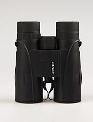 Недорогие -8 X 42 mm Бинокль Порро Высокое разрешение Призма Порро Большой угол Многослойное покрытие BAK4 пластик Ластик / Для охоты / Наблюдение за птицами